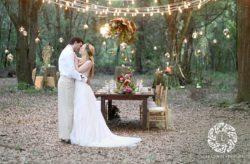 Enchanted Forest Wedding Shoot at Casa Lantana