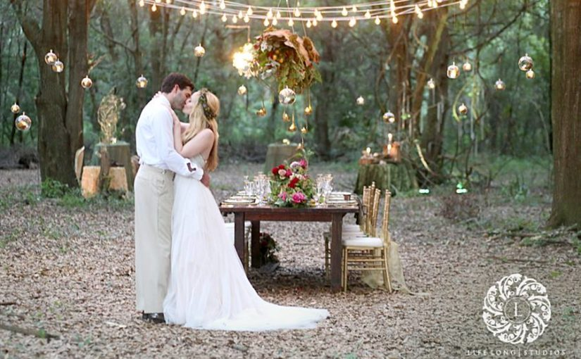 Casa Lantana Enchanted Forest Wedding Shoot