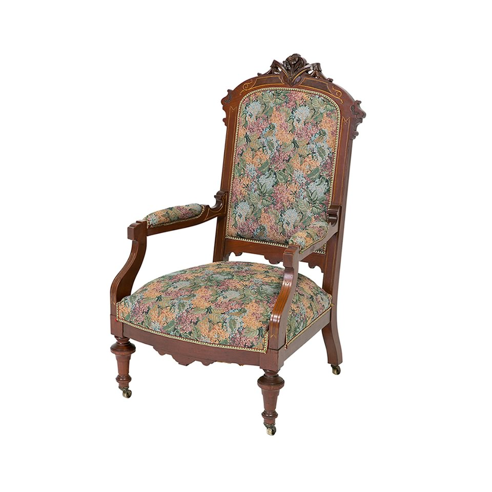the geraldine arm chair - A Chair Affair Rentals