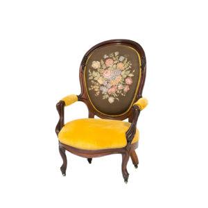 the rose arm chair - A Chair Affair Rentals