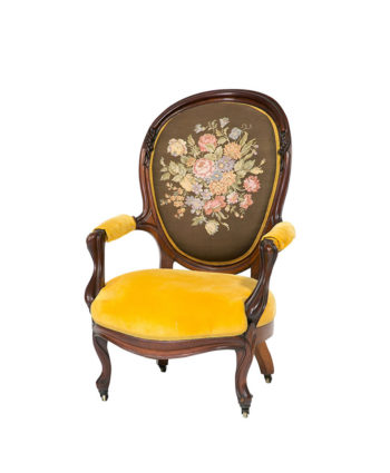 the rose arm chair - A Chair Affair Rentals