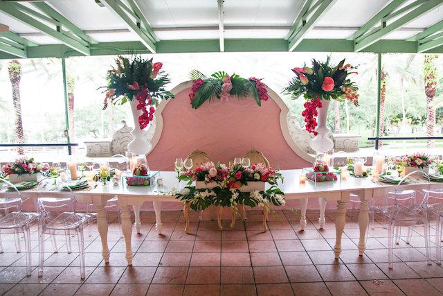 Vinoy Renaissance Wedding  A Chair Affair Ghost Chairs