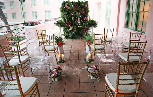 Vinoy Renaissance Wedding A Chair Affair Gold Chiavari Chairs