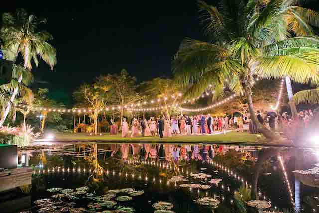 Luxurious Destination Wedding A Chair Affair Evening