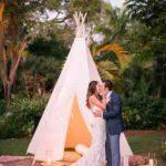 Luxurious Destination Wedding A Chair Affair Newlyweds