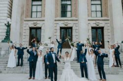 An Intimate Rialto Theatre Wedding