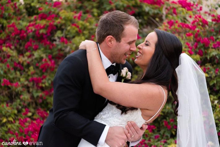 Powel Crosley Estate Wedding Bride and Groom