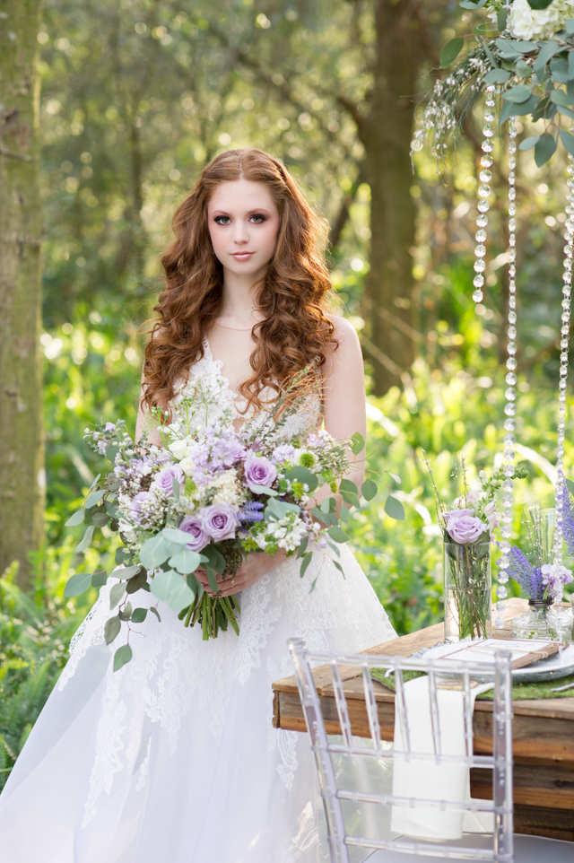 A Chair Affair, Enchanted Wedding Shoot At Bridle Oaks Barn