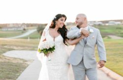 Bella Collina Wedding – Ivory and Gold