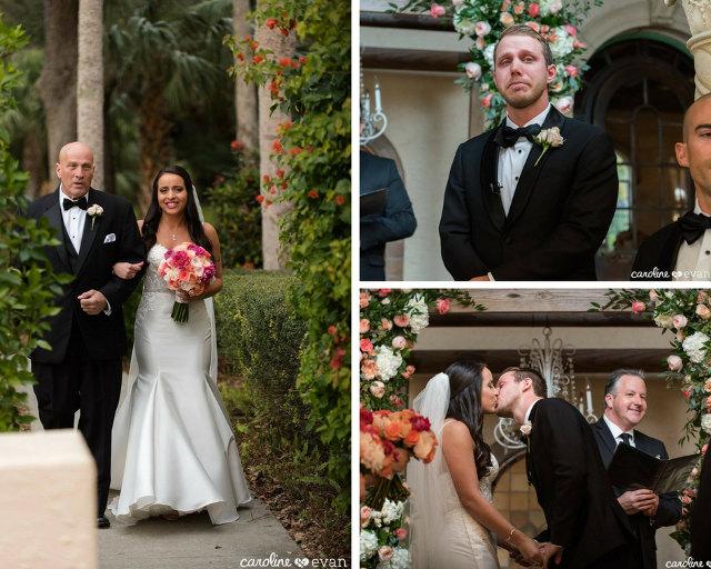 Powel Crosley Wedding