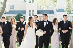 Christina and Kel's Summer Reunion Resort Wedding