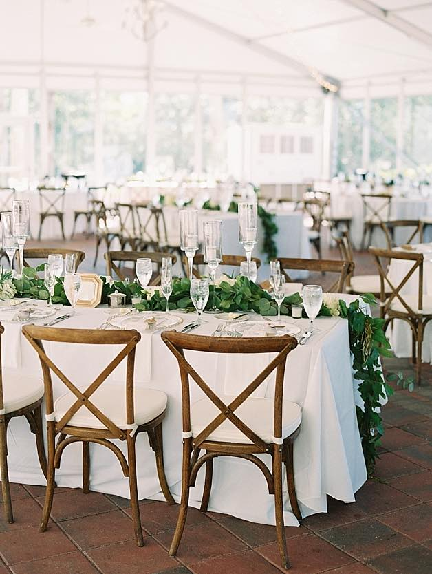 Summer Reunion Resort Wedding A Chair Affair French Country Chairs reception 2