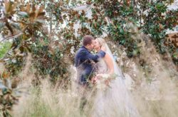 Navy and Burgundy Wedding at the Concession Golf Club