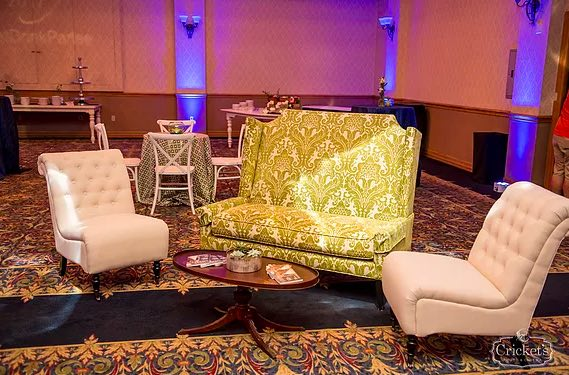 PWG Vendor Choice Awards A Chair Affair The Vienna and Tuscan Chairs