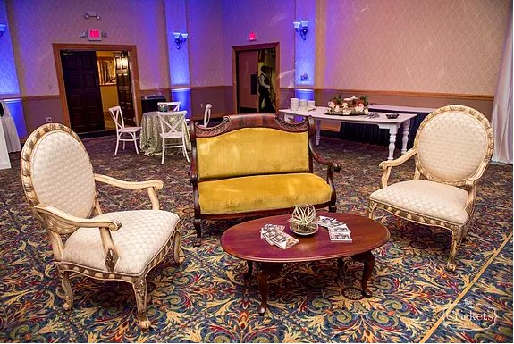 PWG Vendor Choice Awards A Chair Affair Vintage Furniture and Grande Chairs