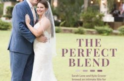 Orlando Magazine Feature – Sarah and Kyle!