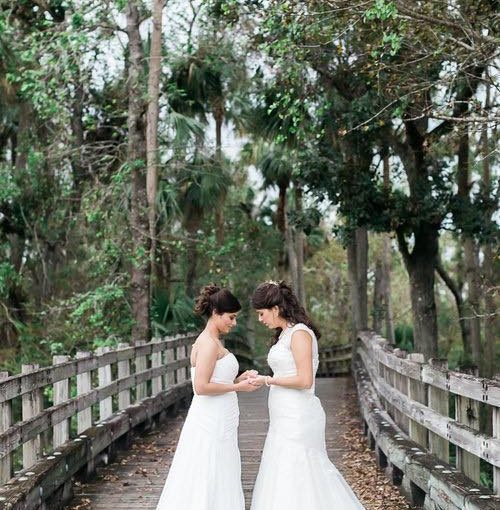 Reunion Resort Orlando Intimate LGBT Wedding