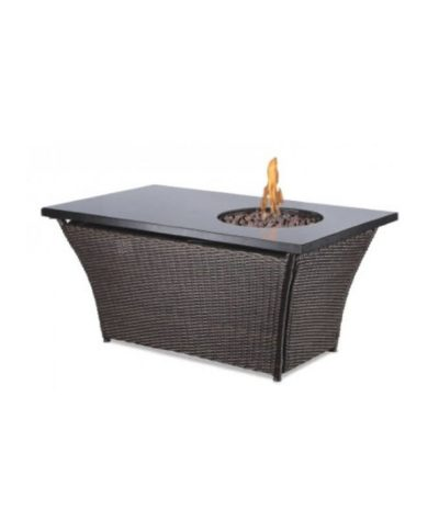 Rectangular Fire Pit – A Chair Affair Rentals