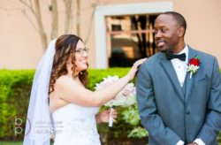 Rosen Shingle Creek Resort Wedding with Notes of Ivory and Berry