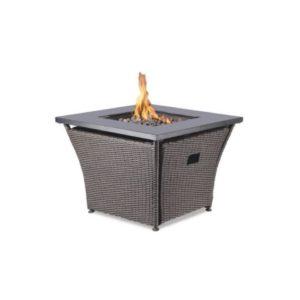 Square Fire Pit - A Chair Affair Rentals