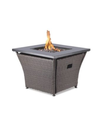 Square Fire Pit - A Chair Affair Rentals