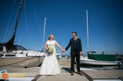 A Gold and Navy Wedding at Mission Inn Resort