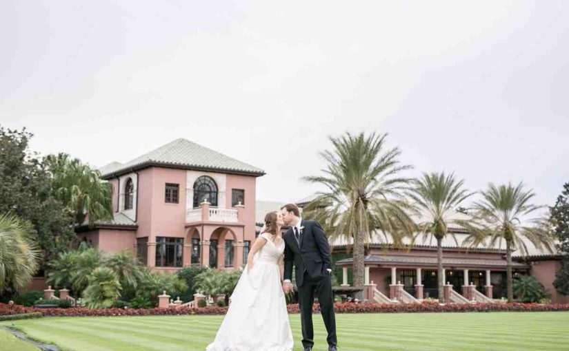 Isleworth Country Club: Country Chic Wedding