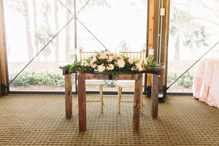 Mission Inn Resort, Marcoz and Miranda, A Chair Affair, sweetheart farm table