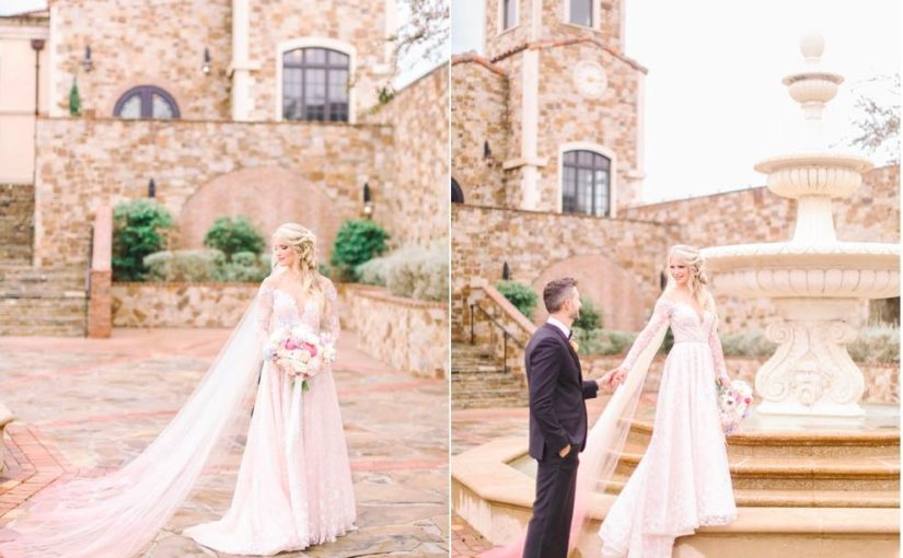 Bella Collina Fairytale Florida Wedding