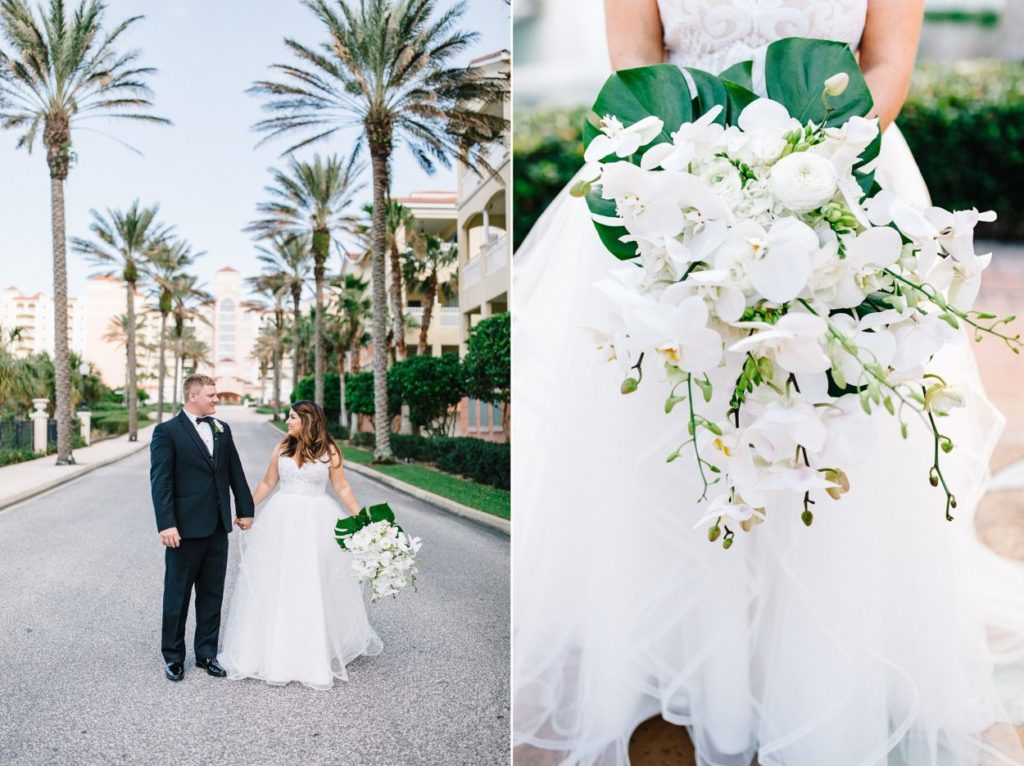 Hammock Beach Resort-Bridal Floral-A Chair Affair
