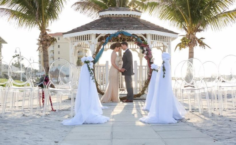 Isla Del Sol vibrant purple and pink wedding Shoot-A Chair Affair-Ghost Chairs