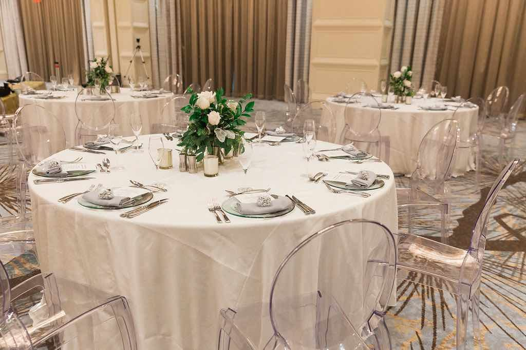 Traditional Birthday Celebration Four Seasons Orlando Quinceanera A Chair Affair Ghost Chairs Marta Boschmann Photography