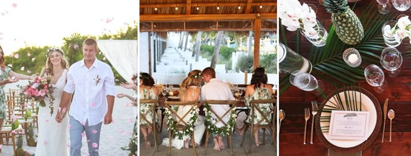 August 19 Color Palette Wedding - A Chair Affair
