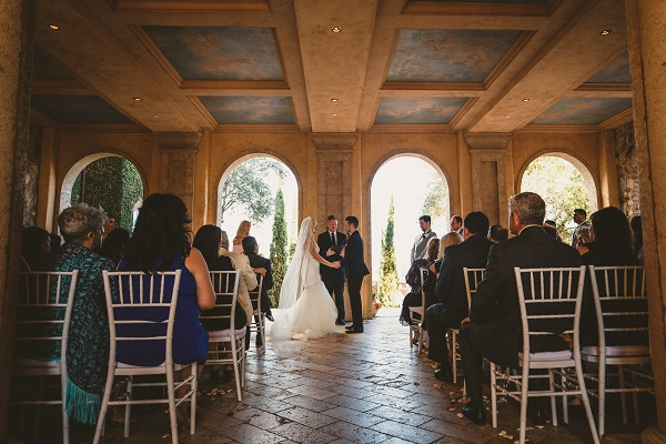 Bella Collina Fall Wedding-Wedding Ceremony-A Chair Affair