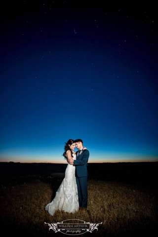 Bella Collina Wedding Amy and Richard Sunset A Chair Affair William Arthur Photography