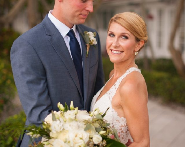 Carlouel Yacht Club Old Florida Wedding