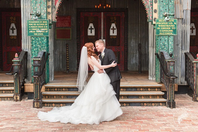 House of Blues Silver Wedding