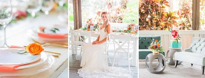 January Color Palette Wedding - A Chair Affair