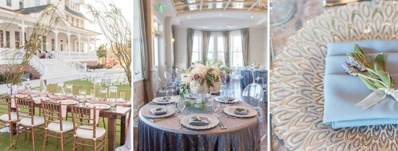 June 19 Color Palette Wedding - A Chair Affair