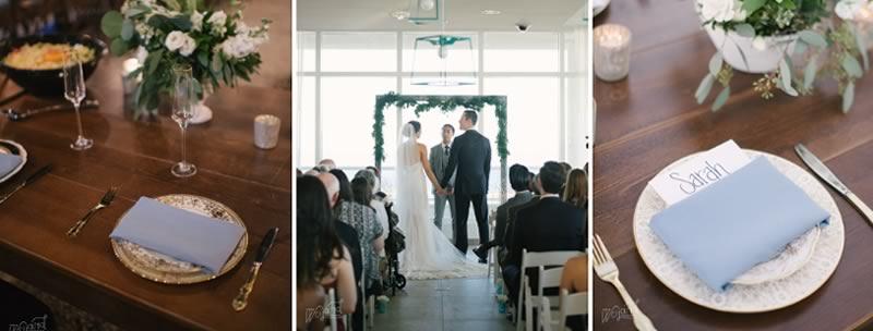 March Color Palette Wedding - A Chair Affair