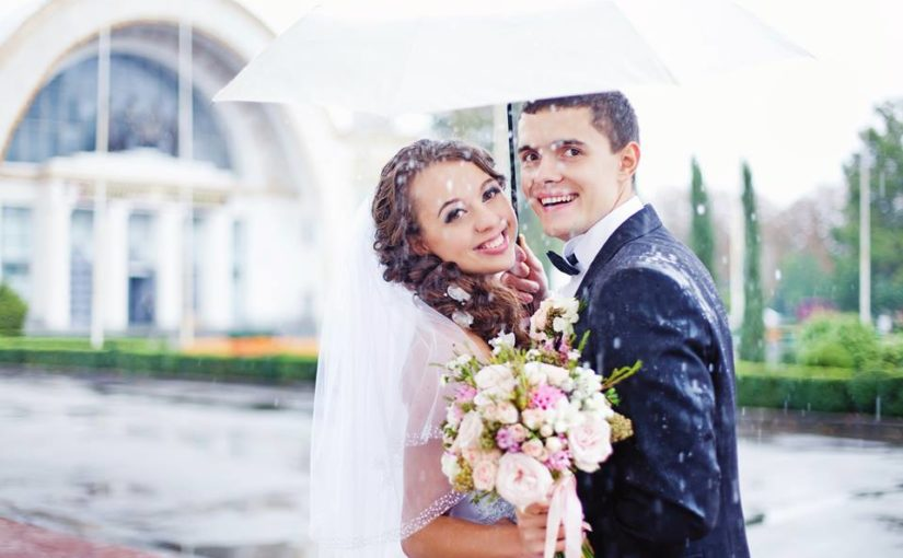 Outdoor Wedding Ceremony or Reception? Have a Backup Plan!
