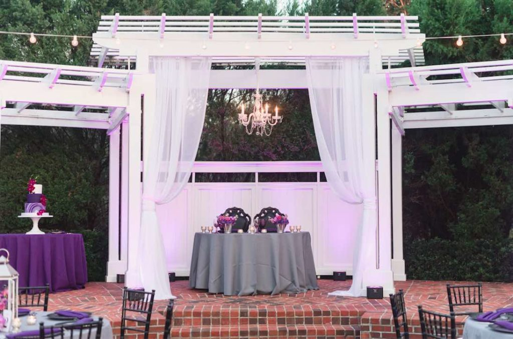 Rafael and Matt winter Cypress Grove Estate Wedding LGBT Wedding A Chair Affair black Chiavari chairs with ivory pads and black dynasty chairs Captured by Elle