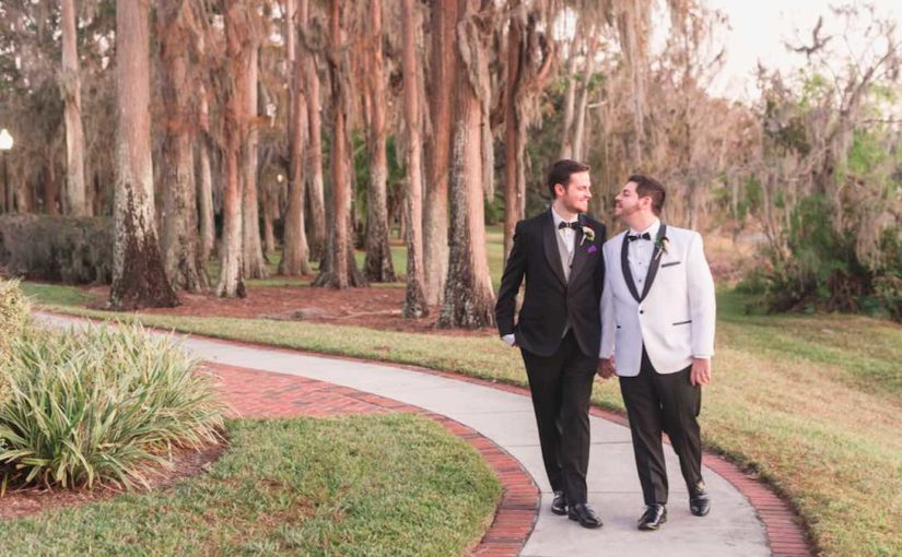 Cypress Grove Estate Wedding LGBT Wedding