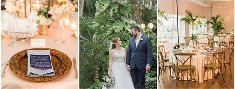 September Color Palette Wedding - A Chair Affair