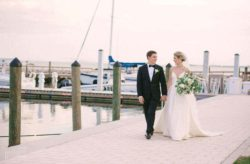 Tampa Yacht and Country Club Classic Wedding