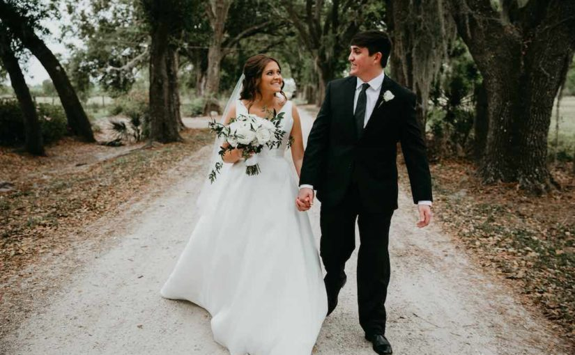 Wauchula Country Chic Wedding
