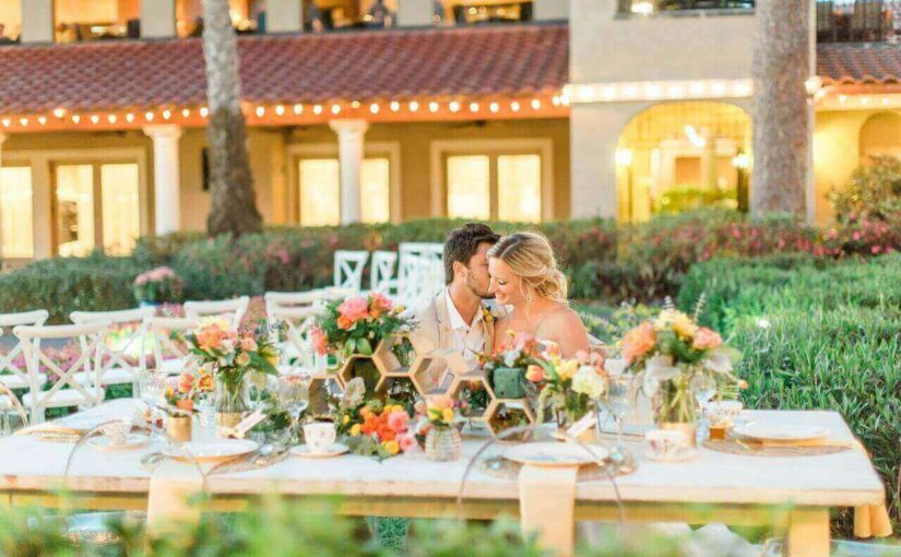 Mission Inn Honey Bee Styled Shoot