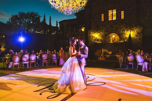Bella Collina Wedding-Wedding First Dance-A Chair Affair