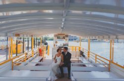 Davis Island Intimate Garden Wedding