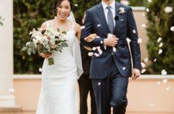 Portofino Bay Spring Wedding